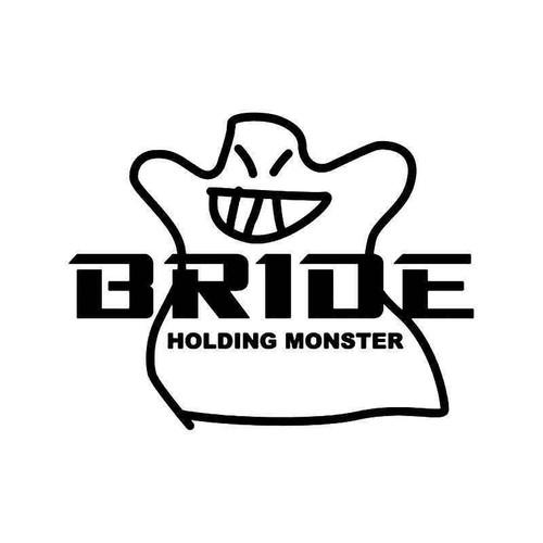 Bride 2 Vinyl Sticker