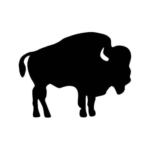 Buffalo Bison Vinyl Sticker