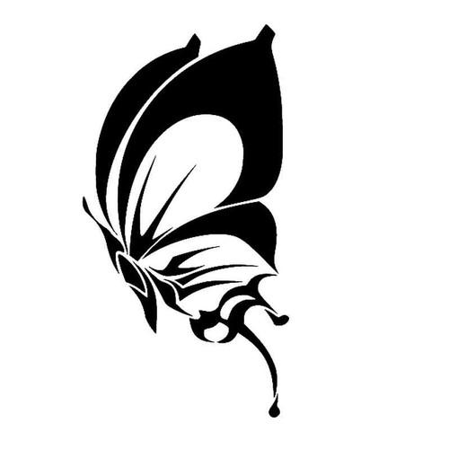 Butterfly Vinyl Sticker
