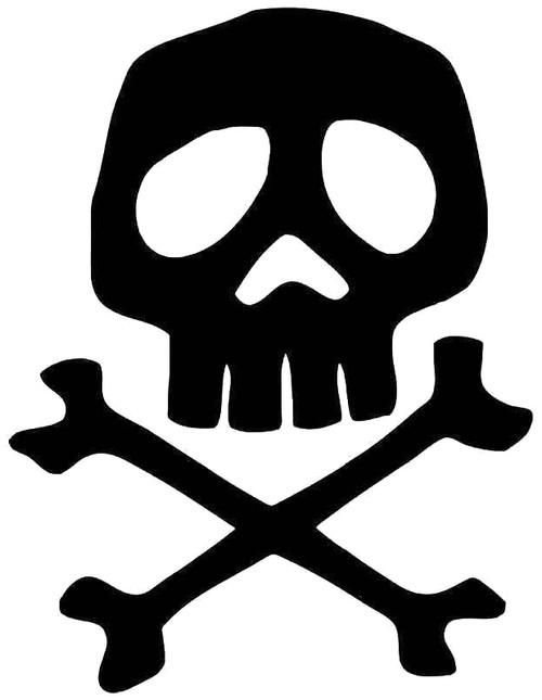 Captain Harlock Skull & Crossbones