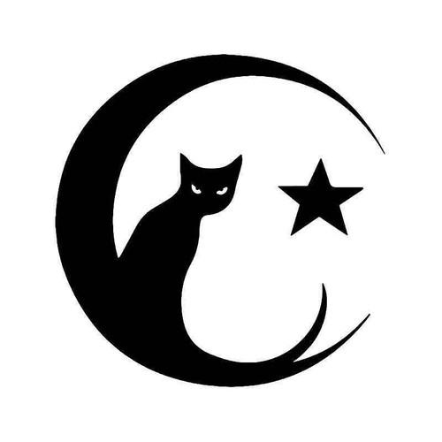 Cat Moon Star