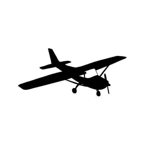 Cessna Plane Pilot 1 Vinyl Sticker