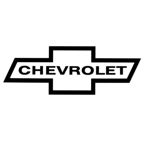 Chevy 1428 Vinyl Sticker