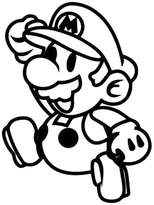Super Mario Paper Mario