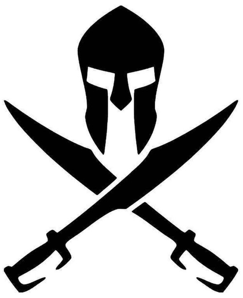 Crossed Span Swords