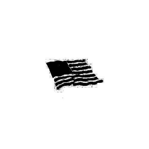American Flag Waving Decal (02) Size option will determine the size from the longest side Industry standard high performance calendared vinyl film Cut from Oracle 651 2.5 mil Outdoor durability is 7 years Glossy surface finish