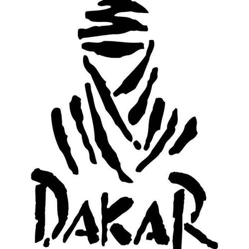 Darkar Rally Logo Vinyl Sticker