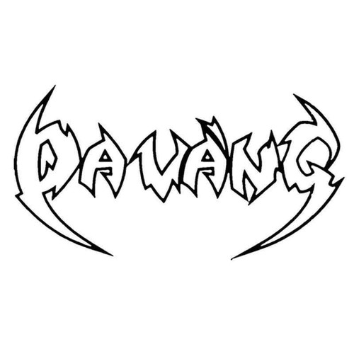 Davang 392 Vinyl Sticker
