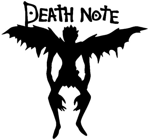 Death Note Style 2