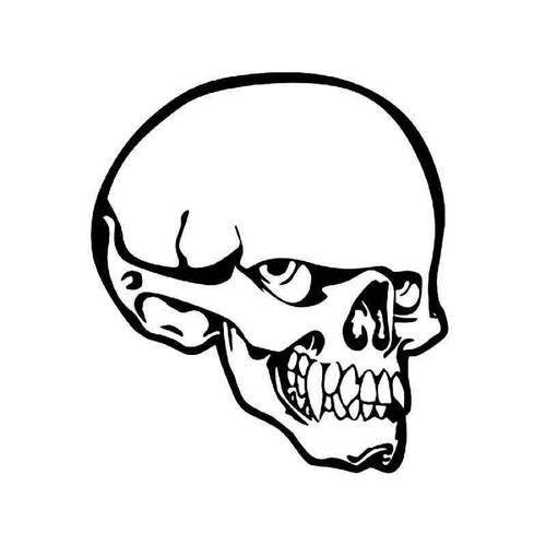 Death Skull 1 Vinyl Sticker