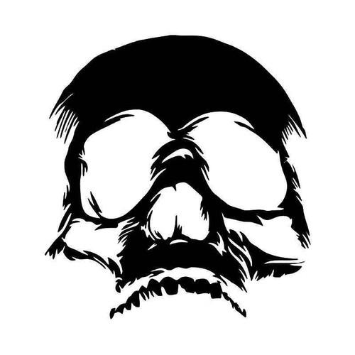 Death Skull 11 Vinyl Sticker