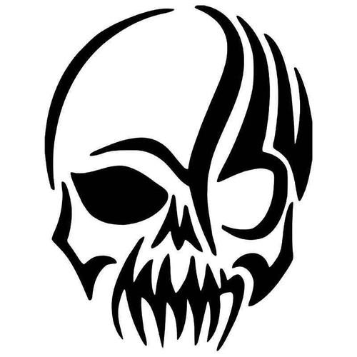 Death Skull 15 Vinyl Sticker