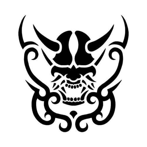 Death Skull 16 Vinyl Sticker