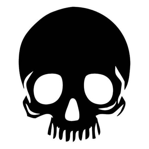 Death Skull 21 Vinyl Sticker