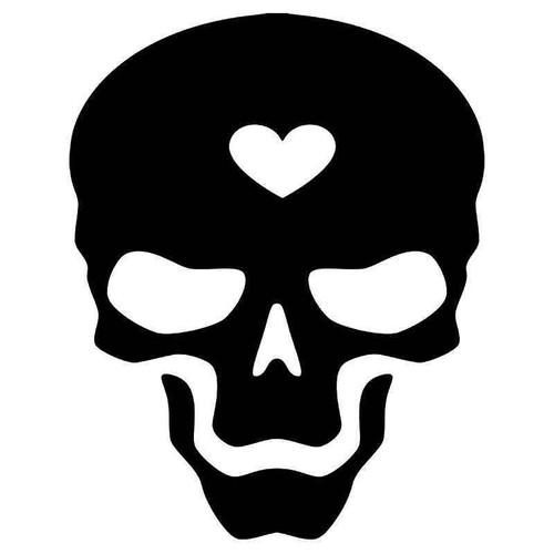 Death Skull 22 Vinyl Sticker