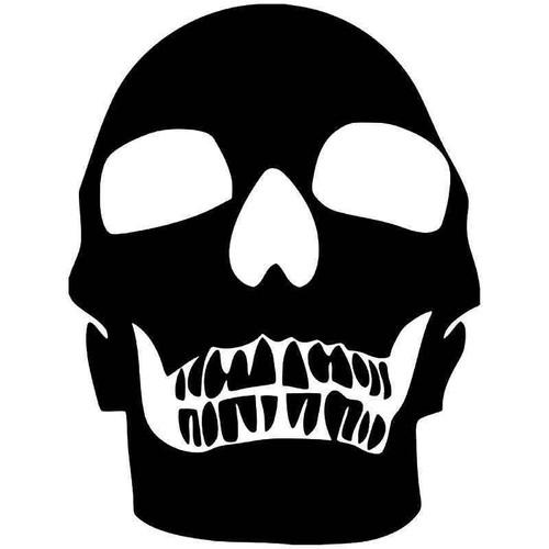Death Skull 7 Vinyl Sticker