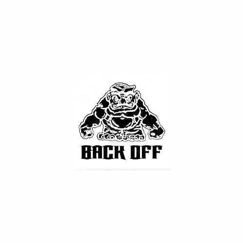 Back Off Decal Size option will determine the size from the longest side Industry standard high performance calendared vinyl film Cut from Oracle 651 2.5 mil Outdoor durability is 7 years Glossy surface finish