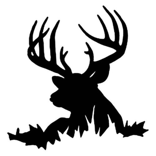 Deer 985 Vinyl Sticker