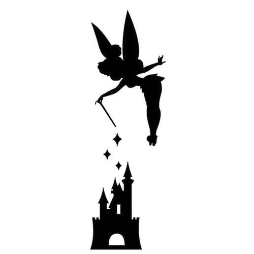 Disney Castle 1011 Vinyl Sticker