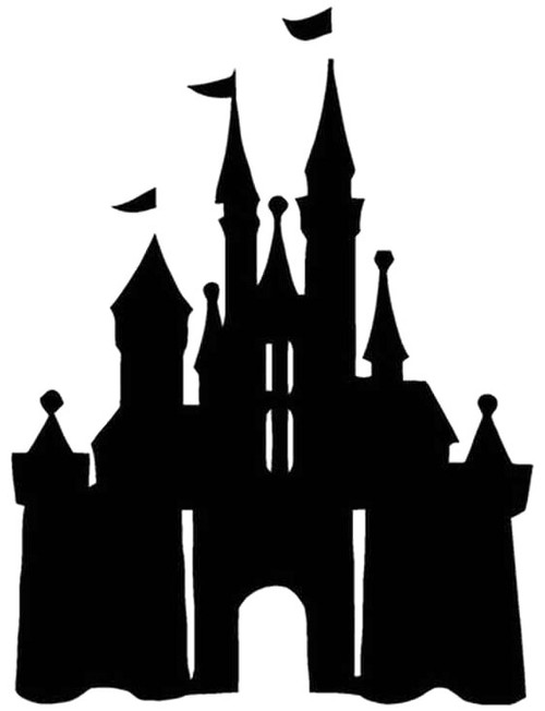 Disney Castle 1