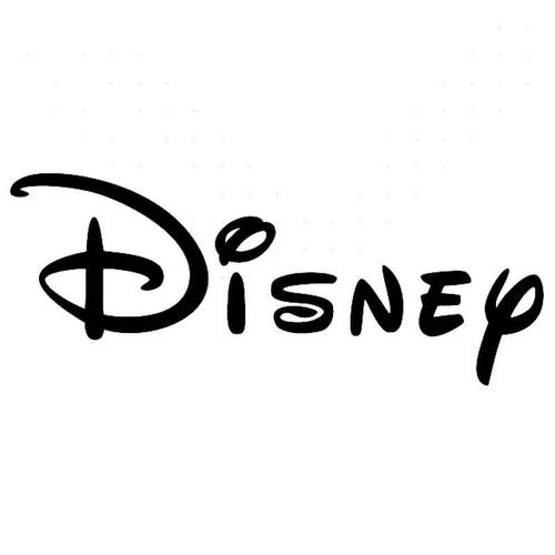 Disney Logo Vinyl Sticker