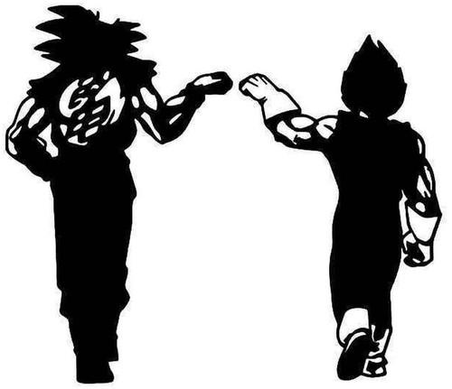 Dragon Ball Z Goku Vegeta