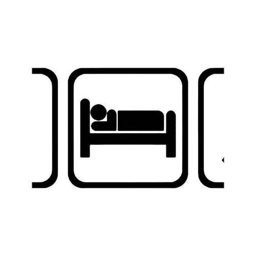 Eat Sleep Scuba Diving 2 Vinyl Sticker