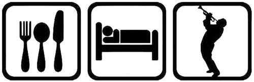 Eat Sleep Trumpet