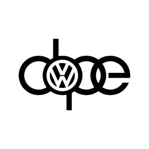 Euro Dope VW Volkswagen