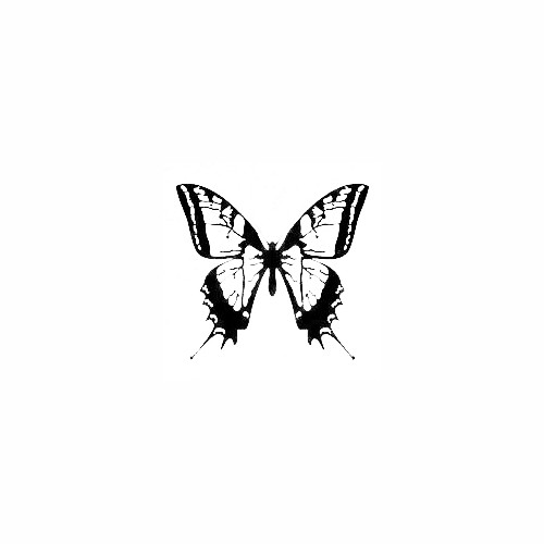 Butterfly Decal (09) Size option will determine the size from the longest side Industry standard high performance calendared vinyl film Cut from Oracle 651 2.5 mil Outdoor durability is 7 years Glossy surface finish