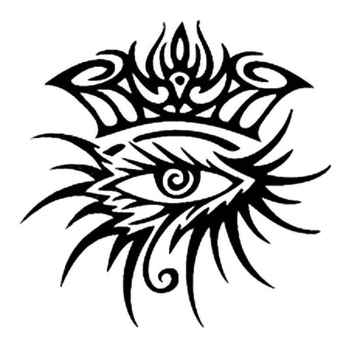 Eye Of Ra 740 Vinyl Sticker