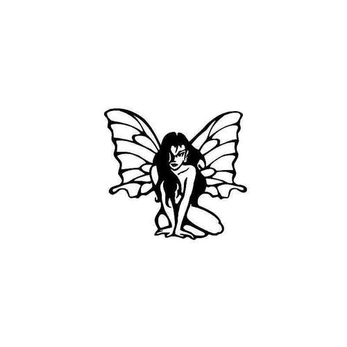Fairy Girl 2 Vinyl Sticker