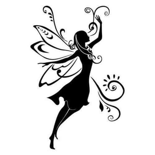 Fairy 988 Vinyl Sticker