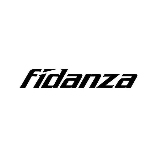 Fidanza Vinyl Sticker