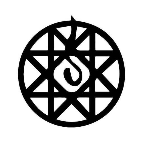 Full Metal Alchemist Blood Seal Vinyl Sticker