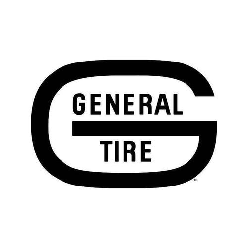 General Tire 1 Vinyl Sticker