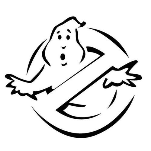 Ghostbusters 1157 Vinyl Sticker