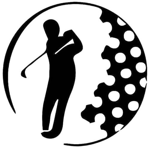 Golf Ball Golfer