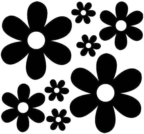 Groovy Daisy Flowers