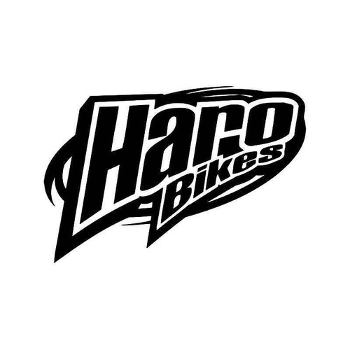 Haro Bikes Logo 1 Vinyl Sticker