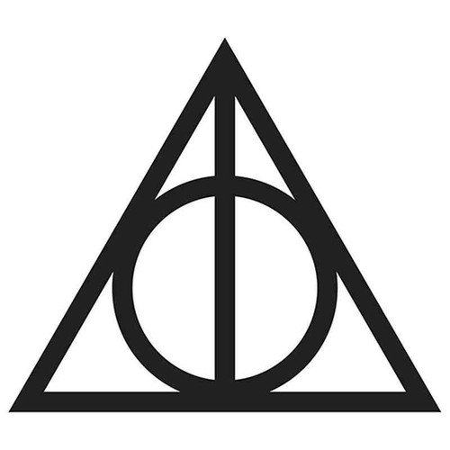 Harry Potter 534 Vinyl Sticker
