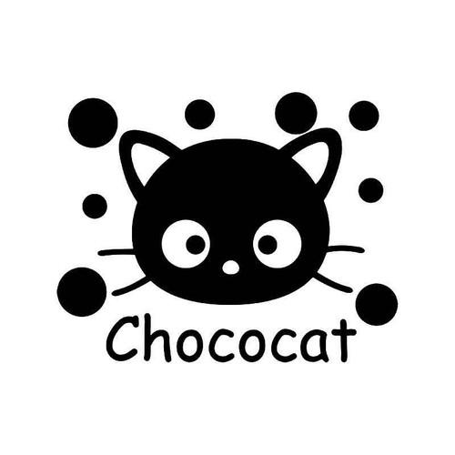 Hello Kitty Chococat Vinyl Sticker