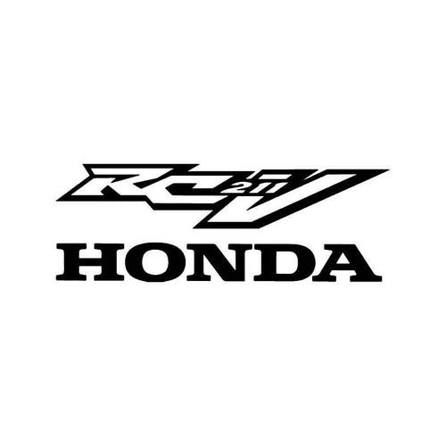Honda Rc211v Vinyl Sticker