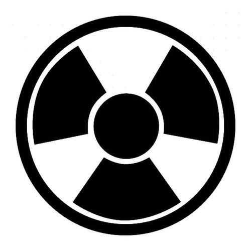 Hulk Symbol Vinyl Sticker