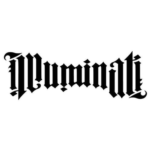 Illuminati 515 Vinyl Sticker
