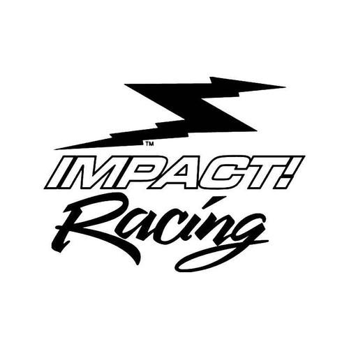 Impact Racing Vinyl Sticker