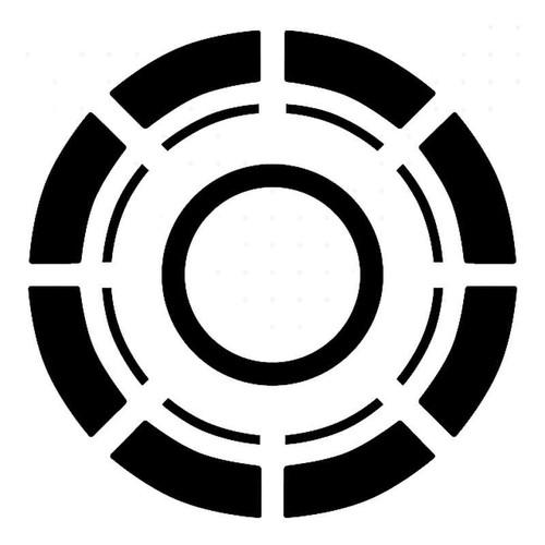 Ironman Vinyl Sticker