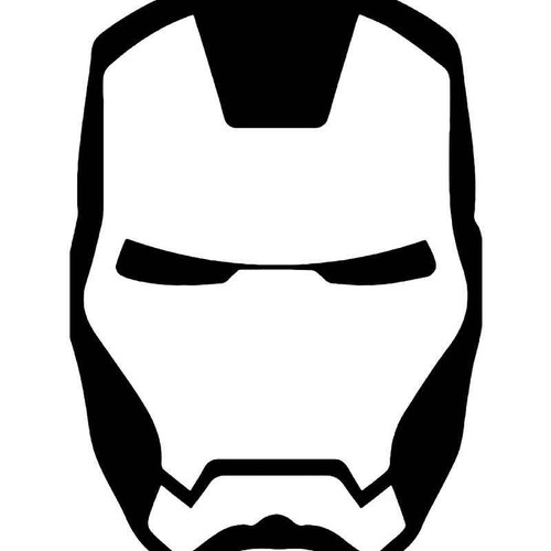 Ironman Arc Reactor 2 Vinyl Sticker