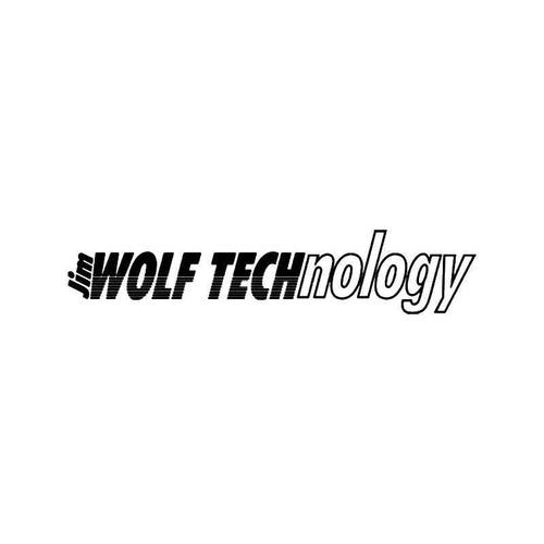 Jim Wolf Technology Vinyl Sticker