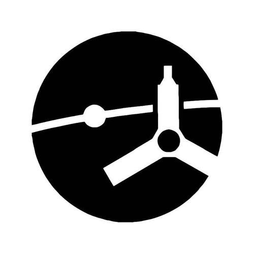 Juno Spacecraft Nasa Vinyl Sticker